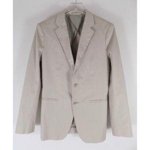 7e04f9a1ca Theory Suits & Blazers - Theory Beige Kris HL Balance Sport Coat Blazer